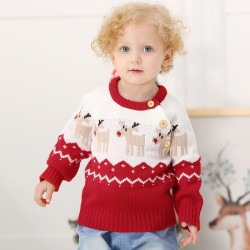 Mimixiong Baby Knitted Sweater 82W302
