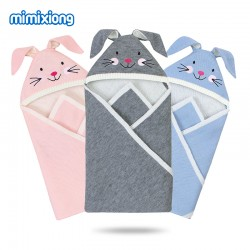 Mimixiong Baby Knitted Sleeping Bag 82W512
