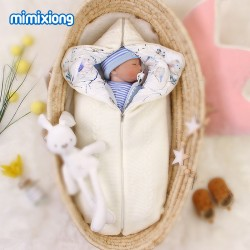 Mimixiong Baby Knitted Sleeping Bag 82W575