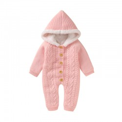 Mimixiong Baby Knitted Romper 82W659