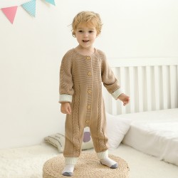 Mimixiong Baby Knitted Romper 82W720