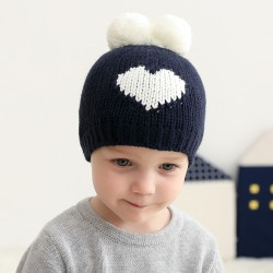 Mimixiong Baby Knitted Hats 82W760