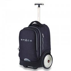 Universe space big wheel trolley bag
