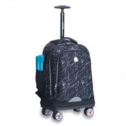 Diamond universal wheel trolley bag