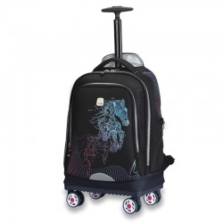 Courser universal wheel trolley bag